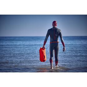 Zone3 Swim Safety Buoy Bolsa seca 28L, orange